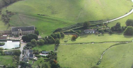aerial-view-of-cottage